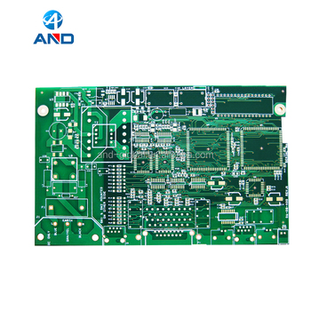 Rigid multilayer pcb for graphics card board