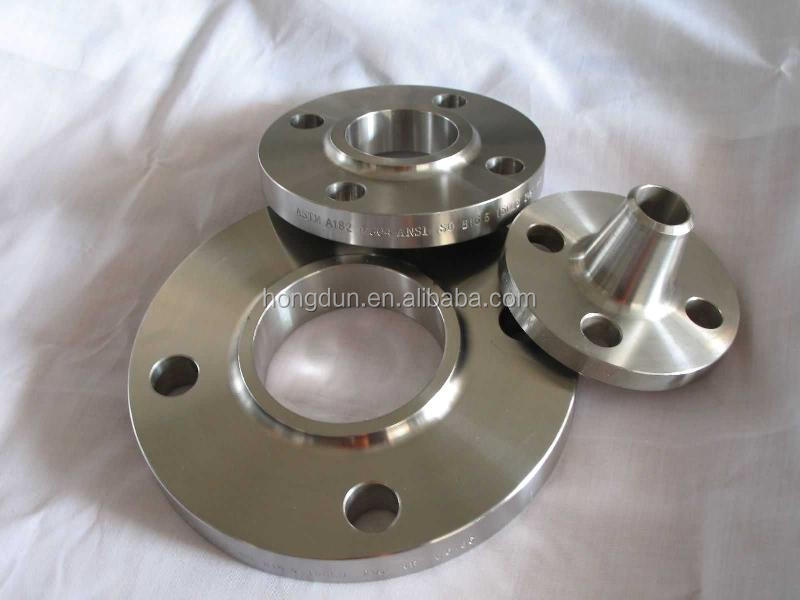 Hongdun OEM cnc cutting/turning/milling/ machining steel/stainless steel Flanges
