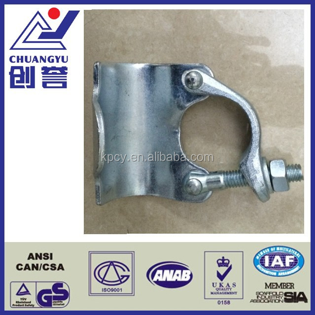 Scaffolding Pressed Single Clamp