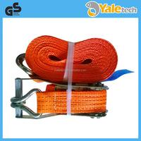 Cargo ratchet tie down, tie down ratchet and straps