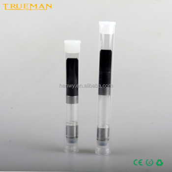 100% no leaking ceramic coil hemp cbd oil cartridge with plastic packing A4 ceramicmic unique design