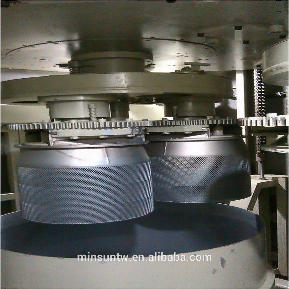Full Automatic Dip Spin Machine for Dacro Coating Line Manufacturer