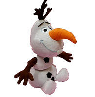 Frozen Olaf Snow man Plush Toy hottest lovely frozen snowman