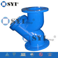 Y-Strainer valves - SYI GROUP