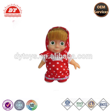 ICTI certificated custom make very small plastic baby doll