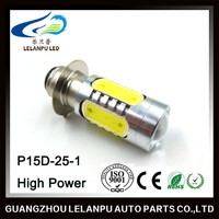 P15D-25-1 High Power Motorcycle Led Fog Light 12V Led Light Super Bright Bulb