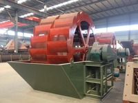 China supplier silica sand washing machine/sand cleaning machine price