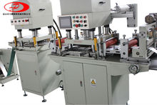 dp320 hydraulic automatic die cutting and creasing machine