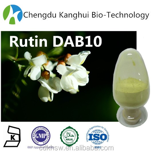 Health Care for Rutin DAB 10 CAS No250249-75-3 plant extracts