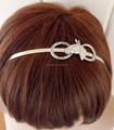 H794-097 The Latest Fashion Vintage Cheap Metal Horseshoe Headband