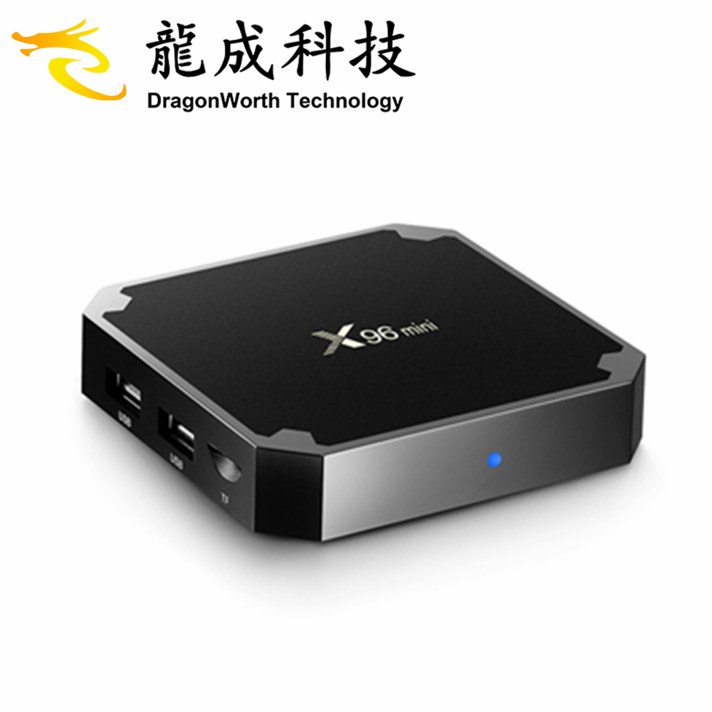 Dragonworth Best Price TV BOX H96 pro Amlogic S912 Octa Core Android 7.1 Smart TV Box 2GB 16GB factory price now