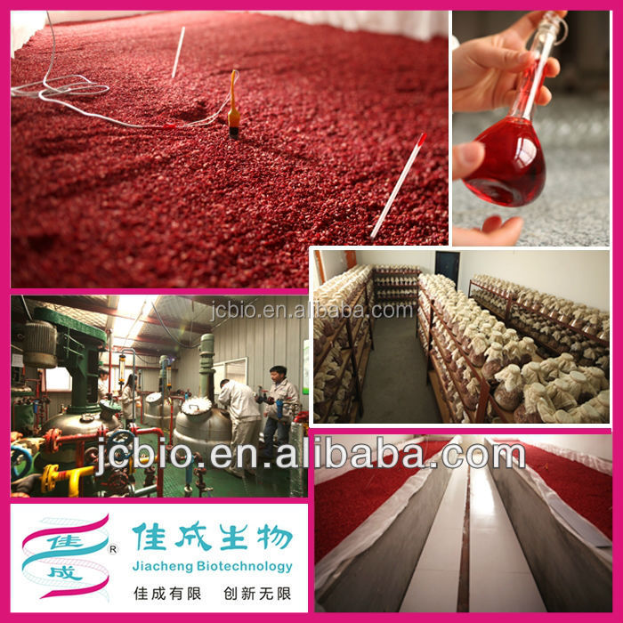 Red Koji Rice natural food color