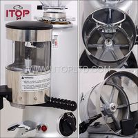 heavy duty industrial coffee bean grinder machine