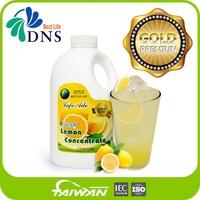 DNS BestLife 100 fruit juice natural brands organic lemon
