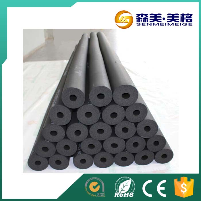China exporter aeroflex 1 1/2 inch 1 2 foam pipe insulation