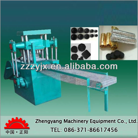 Multi-function shisha coal powder tablet press making machine