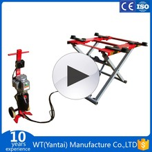 Low price Portable Scissor car lift Mobile scissor car lifting machine
