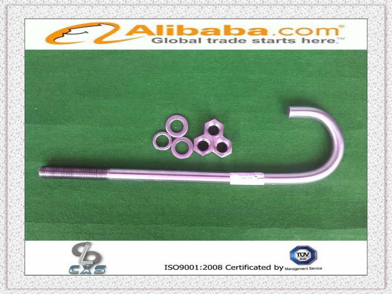 Good Quality e g l type anchor bolt m24