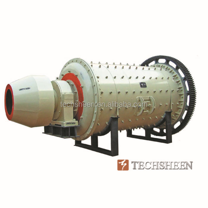 Techsheen Mining Industry Ball Mill