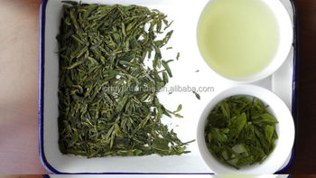 Organic tea longjing green tea