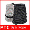 Gym club special Crossfit gym training rope Battle power rope