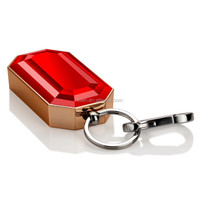 2015 new smallest key rings USB mobile phone charger with 1500mAh polymer cell