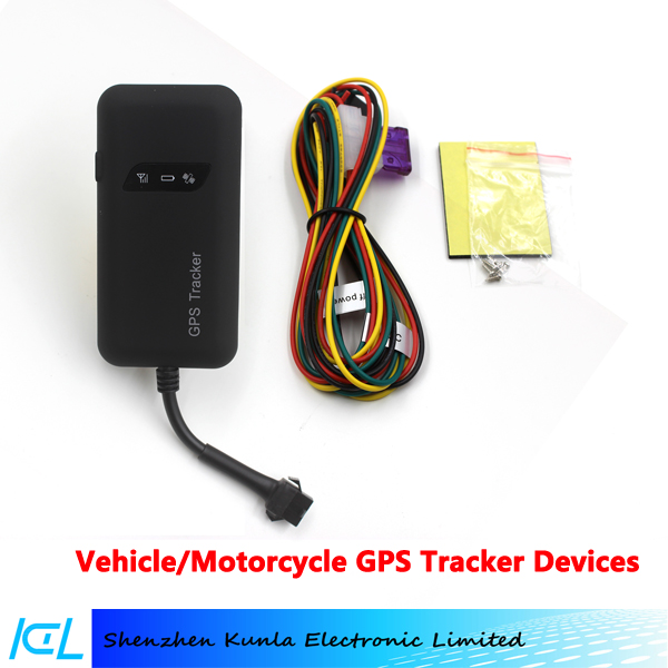 Antitheft Vehicle Tracker Real-time Locator GPS/GSM/GPRS/SMS Tracking For Motorcycle Car Bike