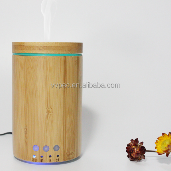 wholesale high quality Home decor Room essentials new bamboo essential oil diffuser