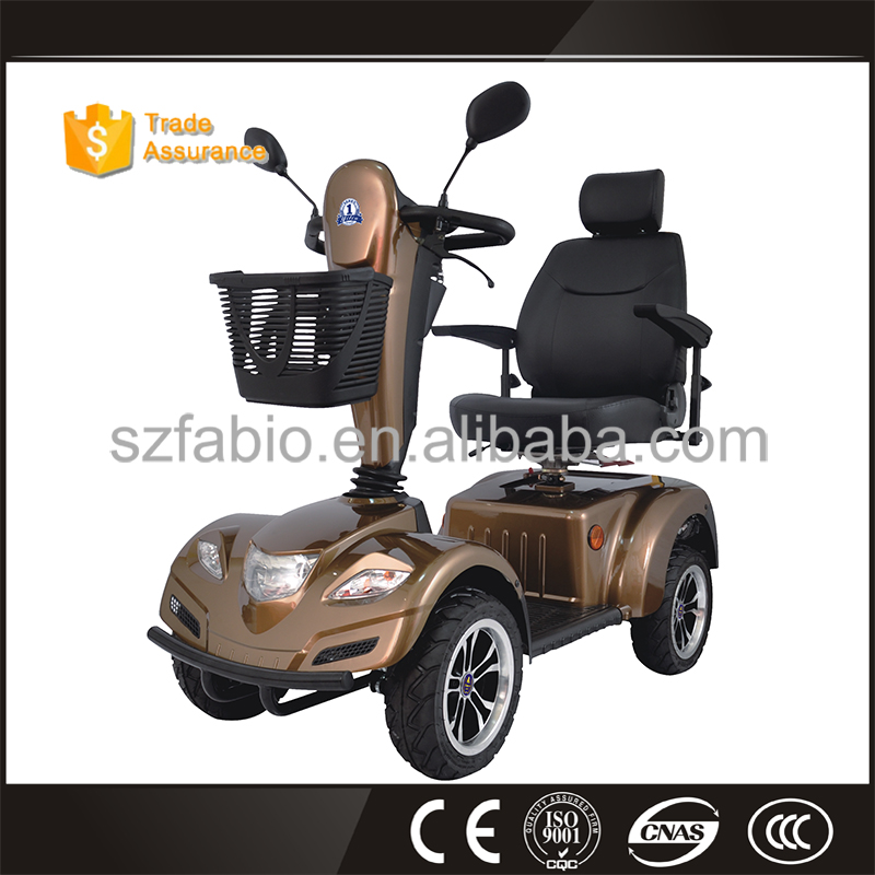 2017 new design CE motor scooters carriers