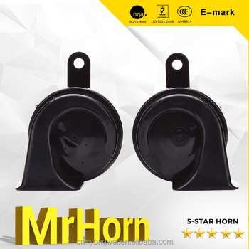MrHorn 12V/24V 100% copper coil car koizer horn with german material MR-80-001