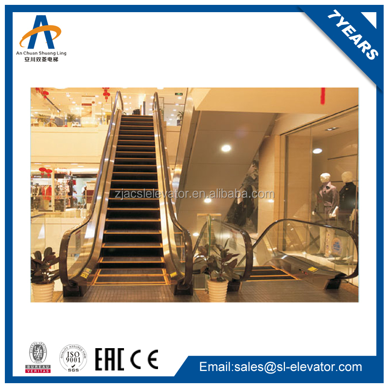 price lighting escalator history
