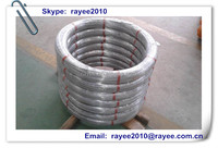 2.4mm*3.0mm Galvanized Oval Fence Wire for farm fence