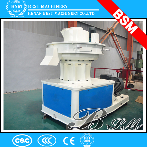 China top brand coconut shell pellet mill for fuel burning/wood pellet making machine