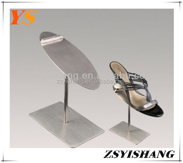 Customized Modern boutique equipment for retail store shoe