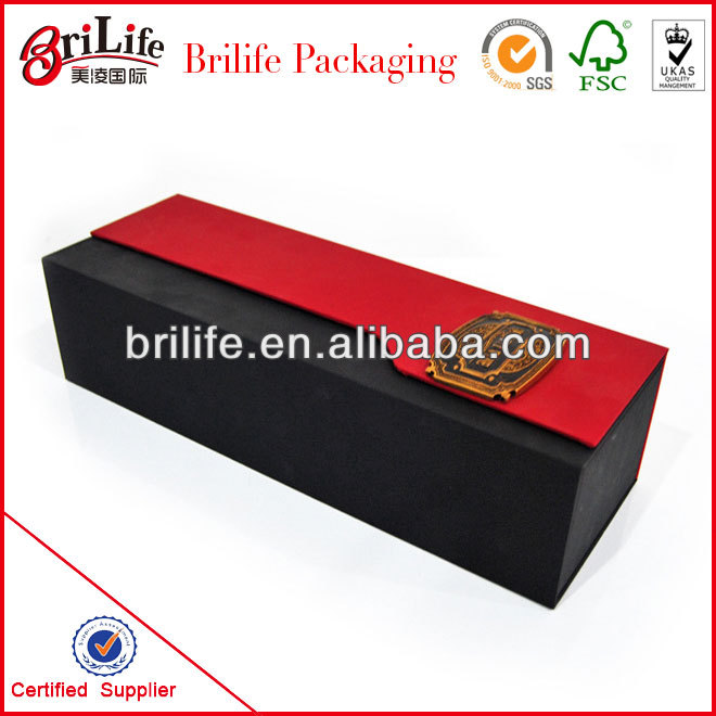 High Quality Gift Boxes For Wine Bottles