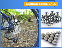 stainless steel ball for bicycle part