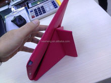 New Dormancy Stent Protective PU Leather Holster Cover Case For ipadair