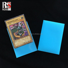 Custom ultro pro protector playing trading card sleeves magic the gathering trading cards