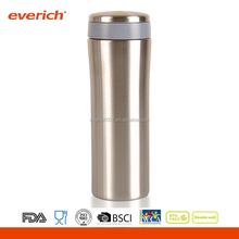 Everich wholesale Item 118608 Keep Water Hot FDA Approved Insulated Vacuum Double Wall Travel Mug Stainless Steel