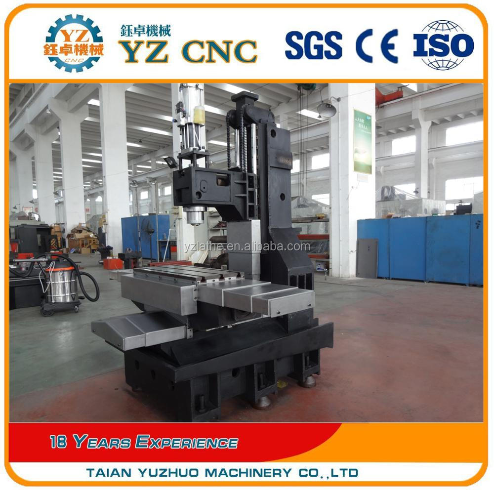 Popular Equipment drilling and tapping cnc milling machine frame
