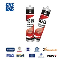 High pressure rtv silicone high temperature sealant