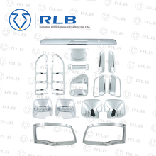 Hot sale good quality RLB auto car hiace chrome accessories body kit parts