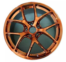 IVIP Car Wheel Nano Coating Car rim Pink Chrome Paint