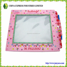 Customized Creative 13 x 19 cm Multi Color Paper Magic Slate/Board for Kid
