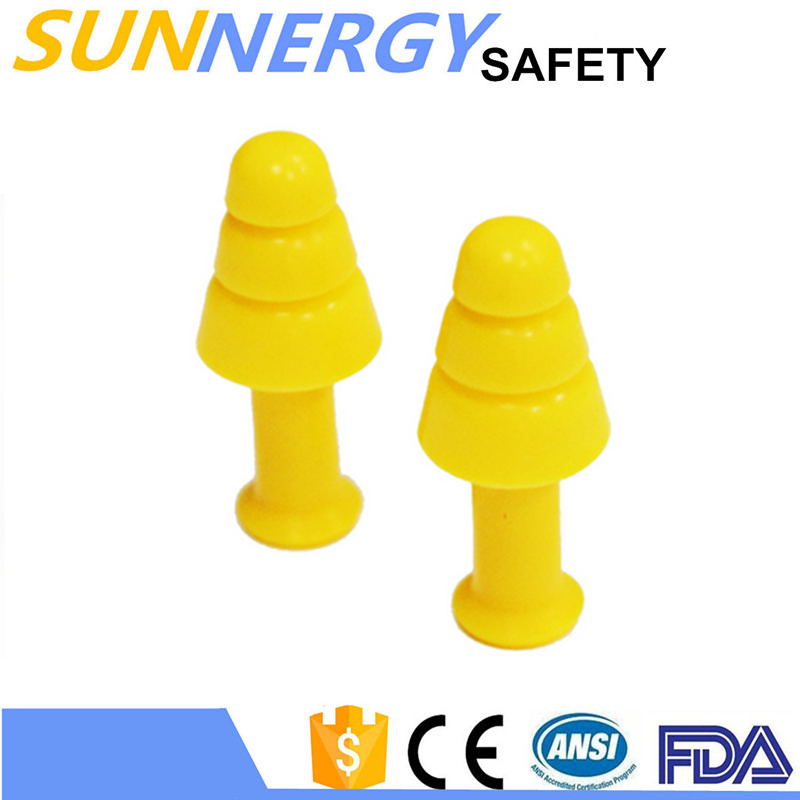 New design custom silicone earplug With Long-term Service