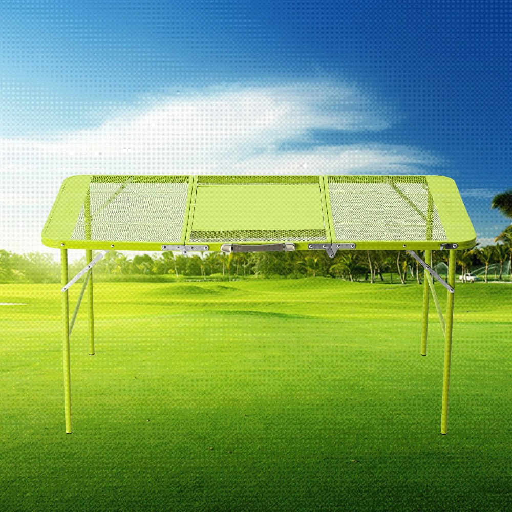 Portable Folding Camping Picnic Table Party Kitchen Outdoor Garden Table