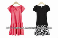 Trendy attractive clothing dress 2013