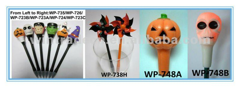 Halloween light pen