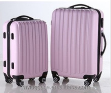 Eminent Abs+pc/ polycarbonate Printing Hard Trolley Luggage