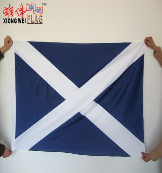 Wholesale 90x150cm England flag to play two copper holes